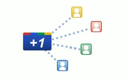 Google + 1, bottone social di Google