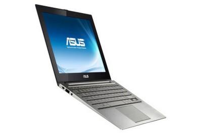 Asus Zenbook, l'ultrabook