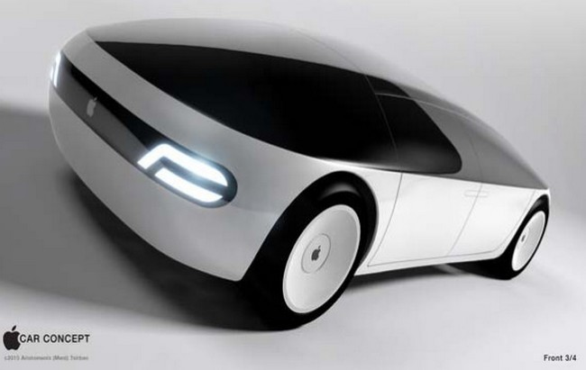 Apple iCar, come potrebbe essere