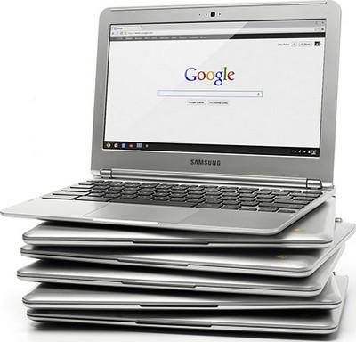 In arrivo nuovi Google Chromebook con touchscreen