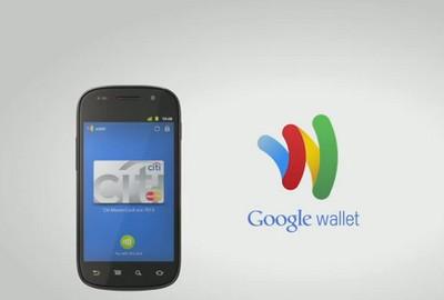 Google Wallet al via su Nexus s 4G