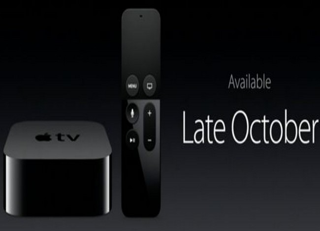La nuova Apple TV con Siri