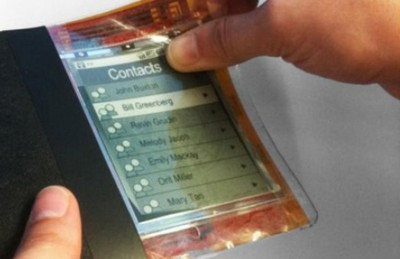 PaperPhone, smartphone flessibile