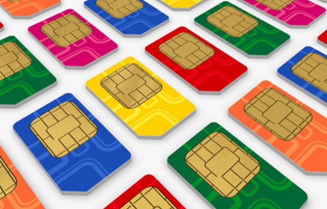 SIM card - foto gapteker.com