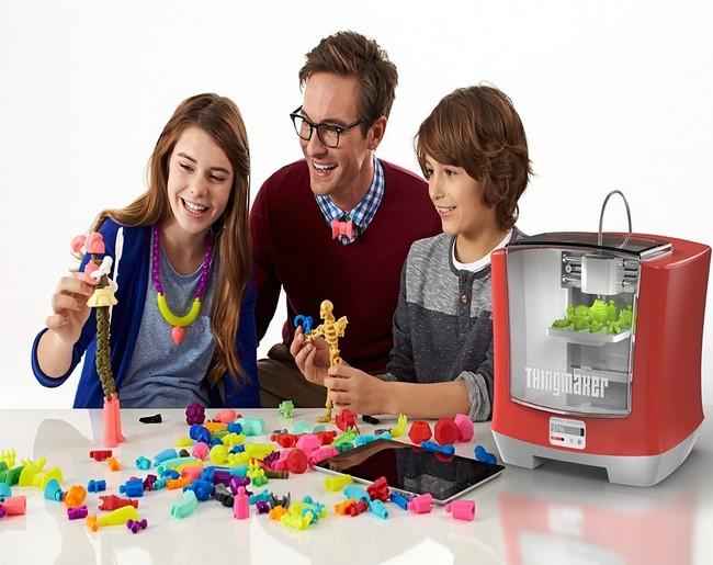 ThingMaker di Mattel