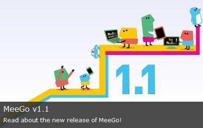 MeeGo 1.1, nuova release