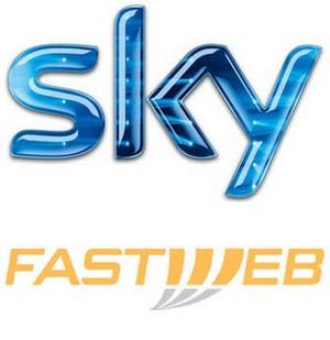 Fastweb e Sky: accordo globale