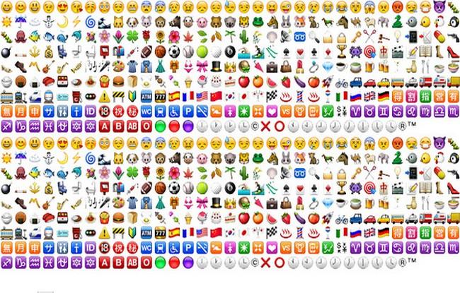 Emoji presto utilizzabili per creare password