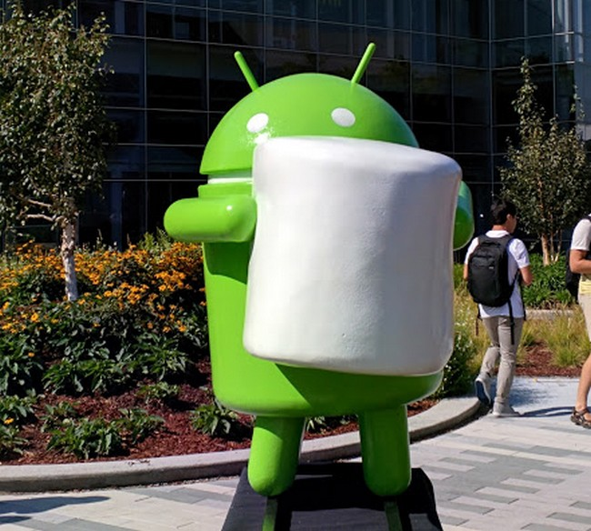 Android 6.0 Marshmallow - foto Alex Ruiz