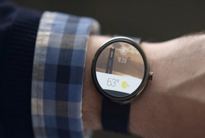 Android Wear: importante aggiornamento al via