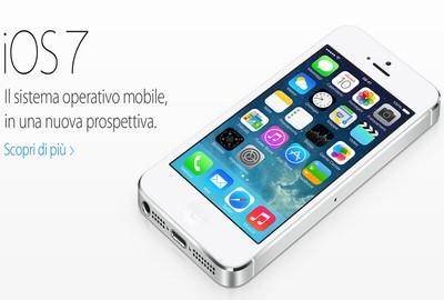 iOS 7 pronto al download