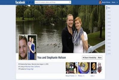 Diario di coppia su Facebook