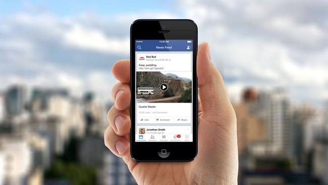 Facebook Video, sezione in fase di sperimentazione