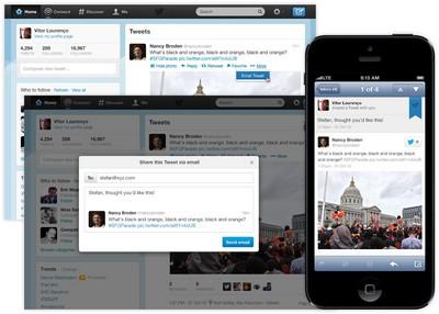 Twitter: ecco come inviare tweet via mail