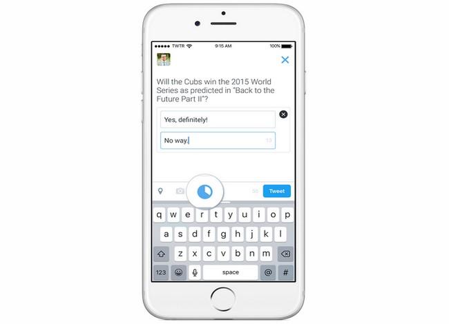 Twitter Poll a breve in arrivo su tutti gli account