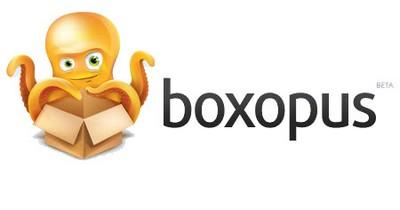 Boxopus bannato da Dropbox