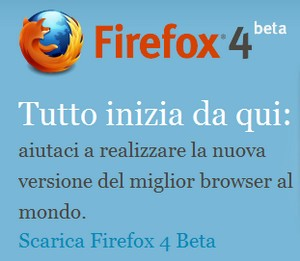Firefox 4, beta 9 in download