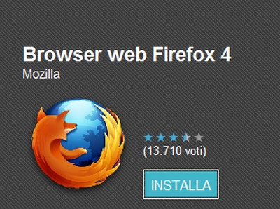 Firefox 4 per Android