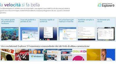 Internet Explorer 9 in download