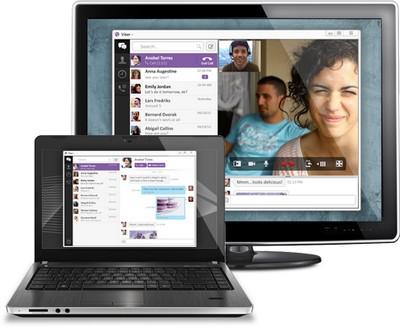 Viber Desktop per pc e Mac