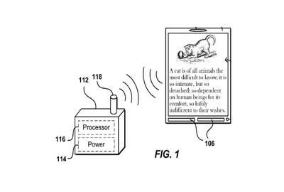 Amazon, brevettato il tablet senza CPU e batteria