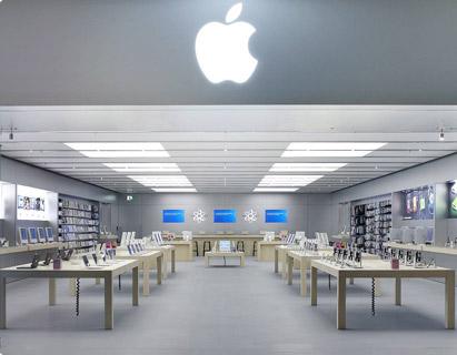 iPad in vendita nell'Apple Store di Roma