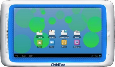 Archos ChildPad, tablet per bambini