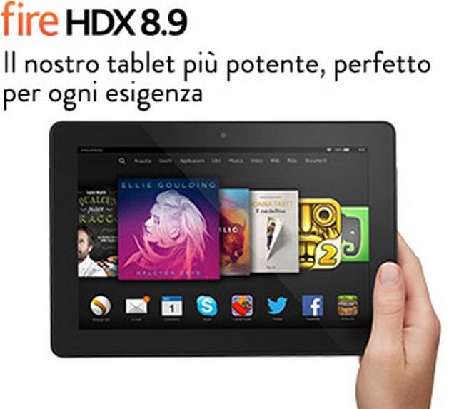 Fire HDX 8,9