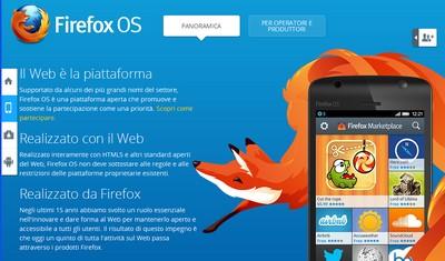 Firefox tablet presto in uscita?