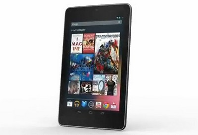 Google Nexus 7, in arrivo nuovo modello