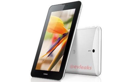 Huawei MediaPad 7 Vogue ©foto evleaks