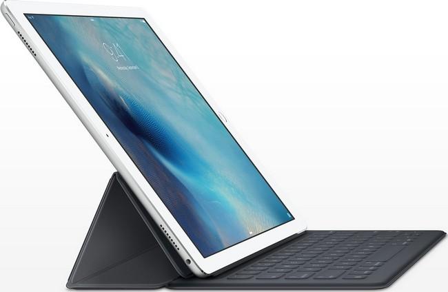 iPad Pro con accessorio Smart Keyboard
