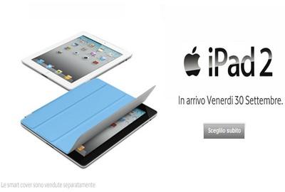 iPad 2 in offerta su Vodafone