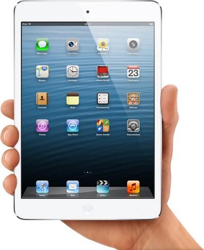 iPad Mini 2 in arrivo con schermo rivoluzionario