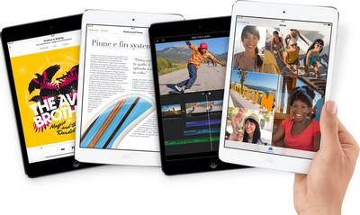 iPad Mini seconda generazione