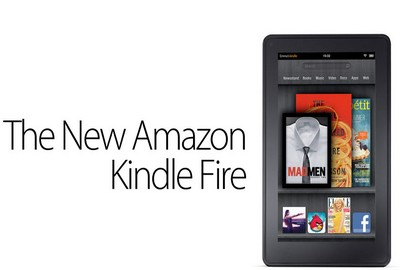 Ecco Kindle Fire, il tablet di Amazon