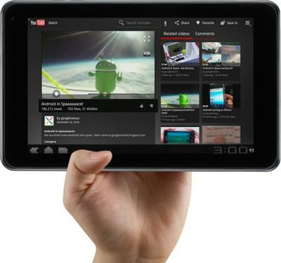 LG Optimus Pad, tablet 3D di LG