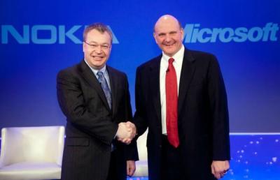 L'allenza Nokia - Microsoft presto anche su tablet
