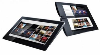 Tablet Sony: ecco Sony S1 e Sony S2