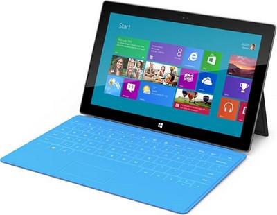 Surface, il primo tablet di Microsoft