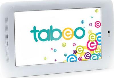 Tabeo, tablet per bambini