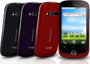 Alcatel OT-990, colori disponibili