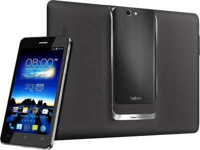 Asus PadFone Infinity con Station annessa