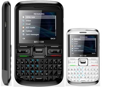 Brondi Dual Lucky, cellulare doppia SIM
