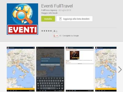 Eventi FullTravel