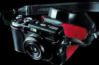 Fujifilm X100 Black Premium Edition