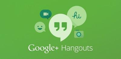 Il nuovo Google Hangouts