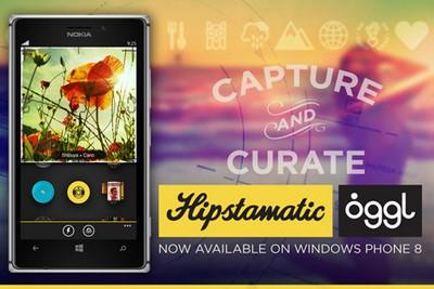 Hipstamatic per gli smartphone Nokia Lumia