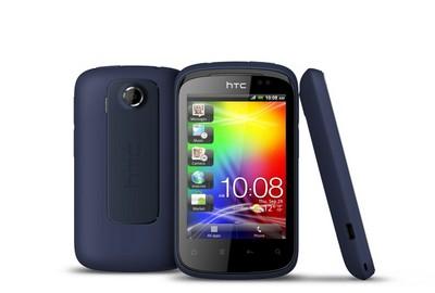 HTC Explore, color Metallic Navy