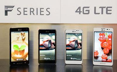 LG Optimus F5 e LG Optimus F7
